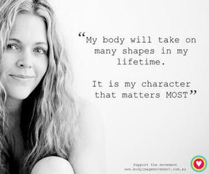 beauty, body, and character image