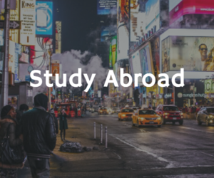 abroad, education, and study image