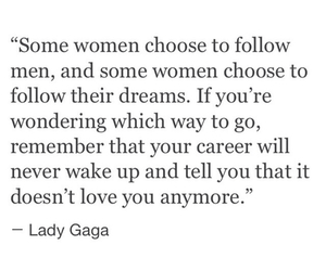 quote, woman, and love image