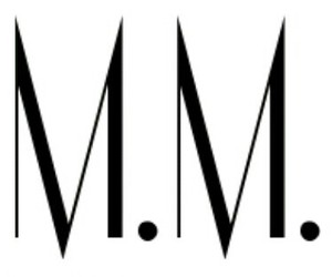 initials, Letter, and M image