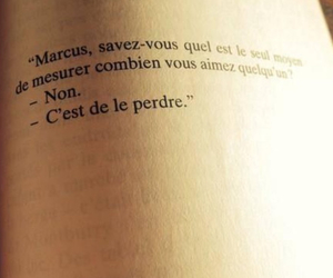 book, french, and love image