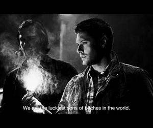 charlie, dean, and supernatural image