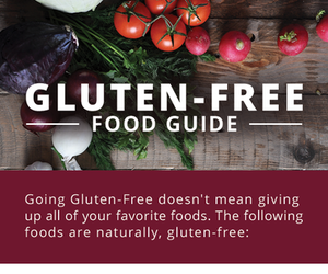 gluten free foods and healthy gluten free foods image