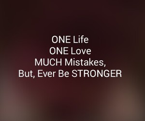 life, mistakes, and love image