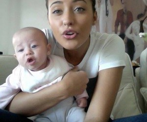 baby, funny, and antonia image