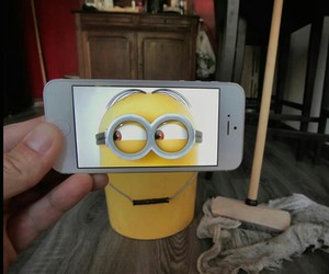 minions, creative, and funny image