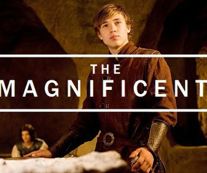 narnia, peter pevensie, and the magnificent image