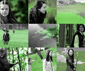 lucy pevensie, narnia, and prince caspian image