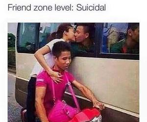 funny, Relationship, and friendzone image