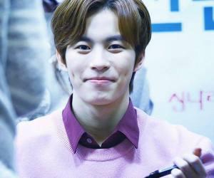 kpop, lee hongbin, and cute dimple image