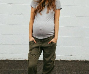 converse, maternity, and maternity style image
