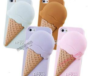 ice cream and phone cases image