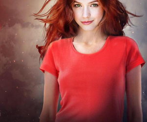 girl, the mortal instruments, and clary fray image