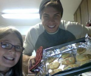 cameron, Cookies, and allstar weekend image