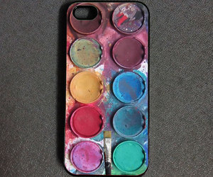 paint box, iphone 4 cases, and iphone 5 case image