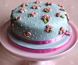 cake and pretty image