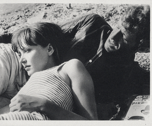 anna karina and couple image