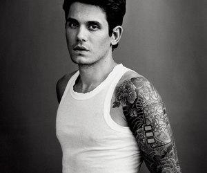 john mayer, tattoo, and boy image