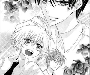 handsome, manga, and hayasaka image