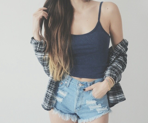 clothes, hipster, and summer image