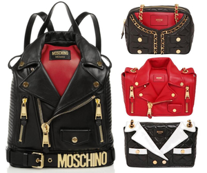 bag, bags, and Moschino image