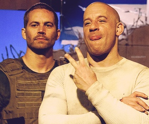 brian, dom, and paul walker image