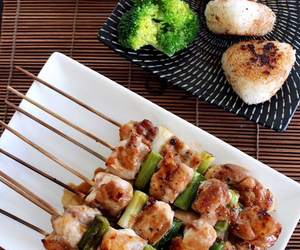 Chicken, food, and japanese food image