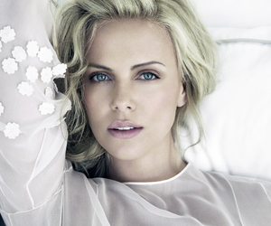 Charlize Theron, woman, and actress image