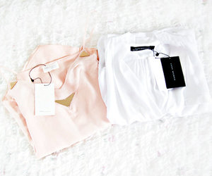 fashion, clothes, and white image