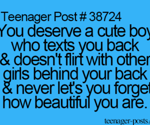 deserve, good guy, and teenager post image