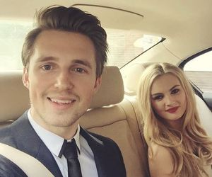 couple, fancy, and marcus butler image