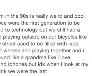 90's and tumblr image