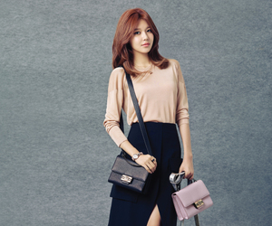 girls generation, marie claire, and sooyoung image