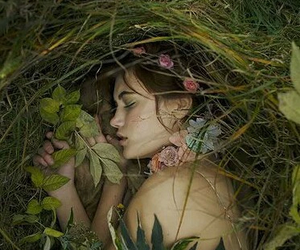 funeral, nature, and fairytale image