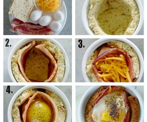 diy, food, and bacon image