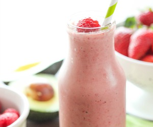 drink, food, and smoothie image
