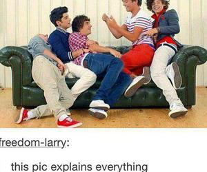 larry stylinson and ziam image