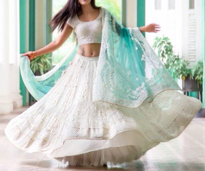 beautiful, skirt, and style image