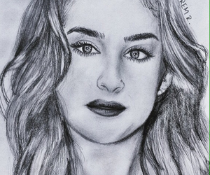 drawing, fan art, and ally brooke image