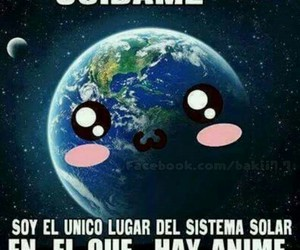 Otaku, frases anime, and frases anime graciosas image