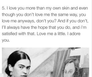 beauty, frida kahlo, and heartbreak image