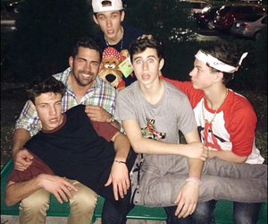 taylor caniff, nash grier, and carter reynolds image