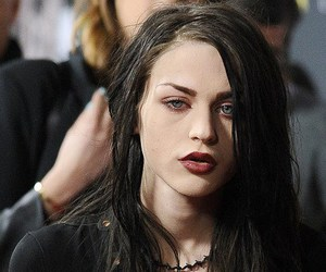frances bean cobain and grunge image