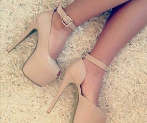 heels, highheels, and shoes image