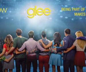 always, glee, and dontstopbelieving image