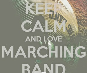 cymbals, line, and marchingband image