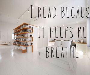 bedroom, books, and bookworm image