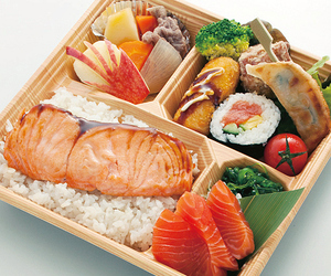 <3, bento, and diet image