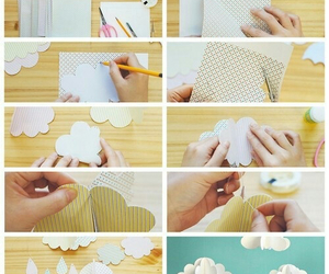 clouds, diy, and directions image