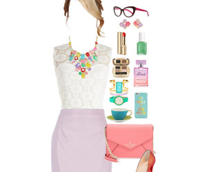 colorful, fashion, and girly image
